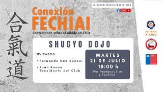 Conexión Fechiai, conversando sobre el Aikido en Chile / Shugyo Dojo