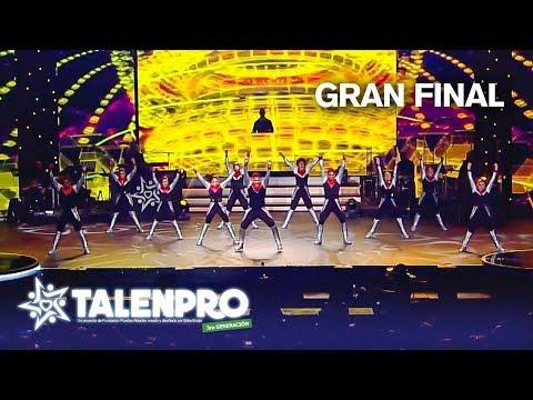 The Fighters - Ganadores Mejor Grupo de Baile