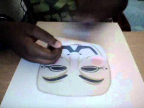 comment fabriquer un masque de mickey la r ponse est sur. Black Bedroom Furniture Sets. Home Design Ideas