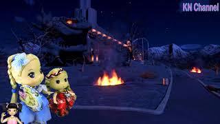 ChiChi ToysReview TV - Trò Chơi cuộc đua kỳ thú trong công viên biển tập 17
