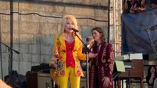 Dolly Parton   Eagle When She Flies   Newport 2019