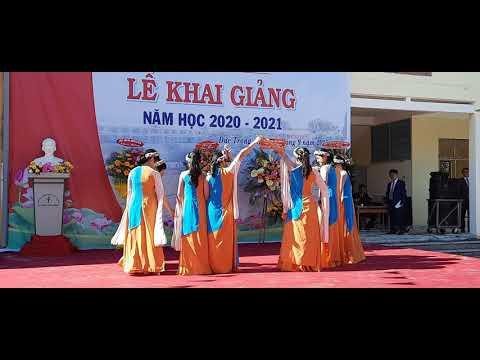 Múa Dáng em lụa là - Khai giảng năm học 2020 - 2021
