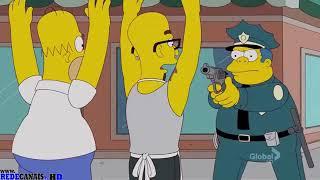 Os Simpsons – O Dia Em Que a Terra Ficou Bacana clip1