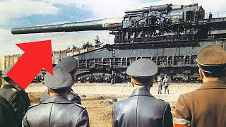 Heavy Gustav - The Largest Weapon Ever Built