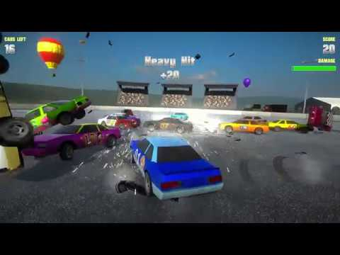 Crumple Zone - Arcade Demolition Derby Racing Game thumbnail