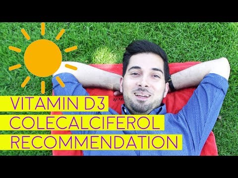 What Is The Best Vitamin D   Get Vitamin D3 Colecalciferol or Cholecalciferol   Sun For VitaminD