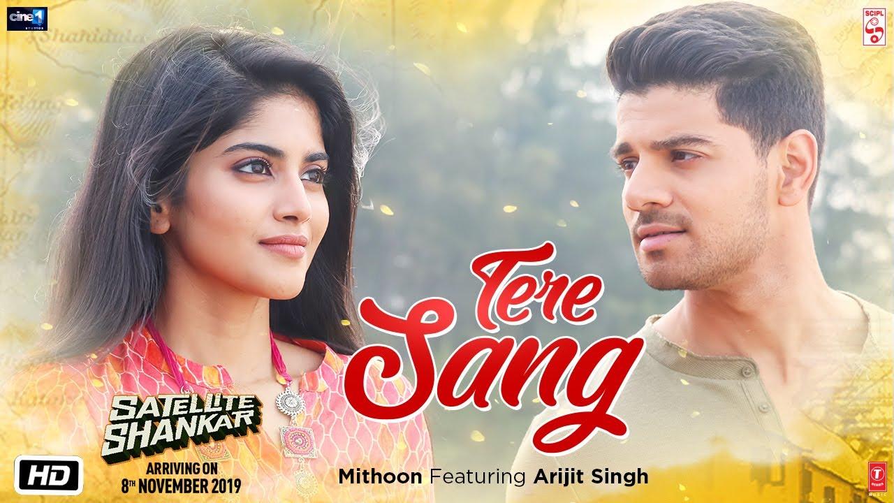 Tere Sang Hindi lyrics