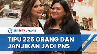 Anak Nia Daniaty Terjerat Kasus Penipuan, Janjikan Lolos CPNS 200 Orang dengan Tarif Ratusan Juta