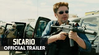 Sicario - Official Trailer (Hitman)