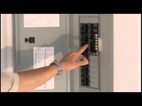 The Electrical Panel