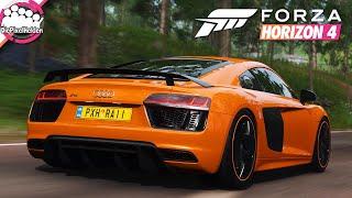 FORZA HORIZON 4 #395 - Kann der Audi R8 auch RWD? 🤔 - DWIF - Let's Play Forza Horizon 4