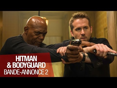 Hitman & Bodyguard Metropolitan Filmexport / Millenium Films