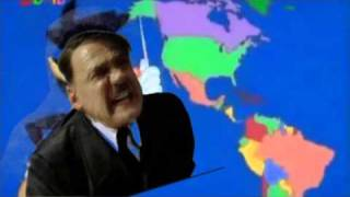 Hitler lectures to help Gunsche's memory ( animaniacs )