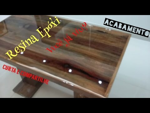 Resina epoxi cristal vidro l quido 1 5kg s 64 99 r 64 - Resina epoxi transparente ...