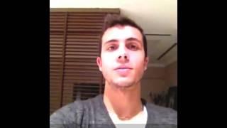 preview picture of video 'Nilmar deseja Feliz Natal e um ótimo 2013.'