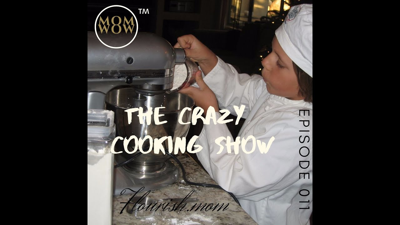 The Crazy Cooking Show
