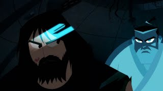 Samurai Jack Talks With His Past Self(Season 5)