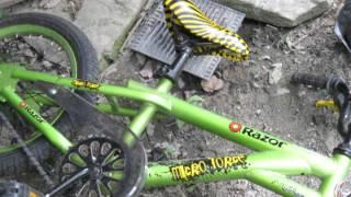 HUMMER CRASHES INTO PICKUP!!!!!!!!!!