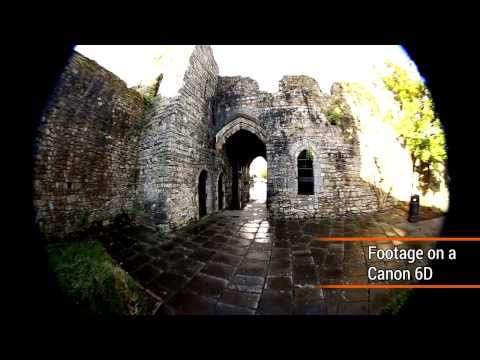 Cafetography Canon 8-15mm Fisheye Lens Review