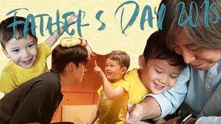นิมันวันพ่อหรือวันลูก?!?!! วันสบายกับพี่เเม็กซ์เเละพ่อไมค์ | Yingpcp ft. Mike d. angelo