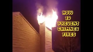 How To Prevent A Chimney Fire