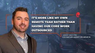 ADAM HALE, CPA | CLIENT SUCCESS STORY