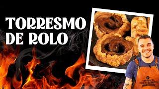 Como fazer TORRESMO DE ROLO? Aprenda agora! | Santa Massa