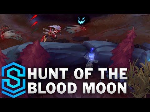 新模式 血月狩獵 沒小兵 不能打塔