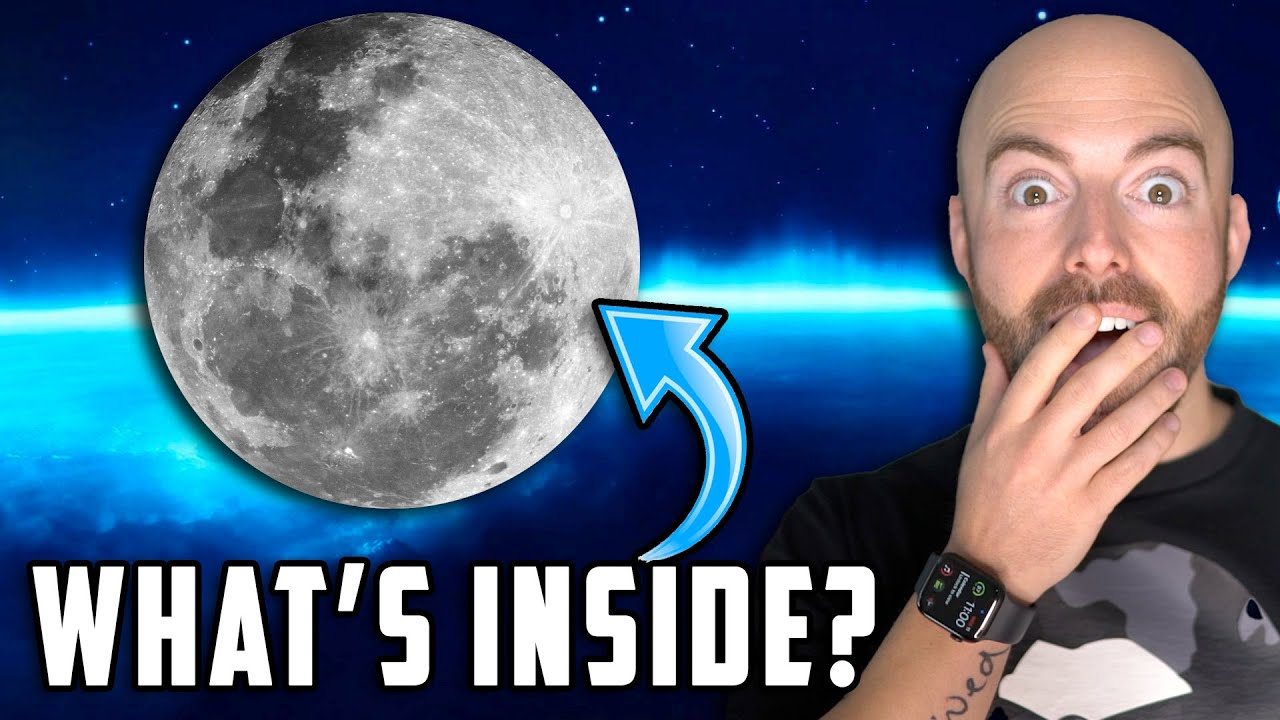 10 Theories About What's Inside the Moon thumbnail