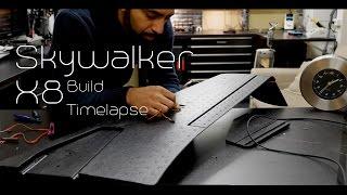 My Skywalker X8 Black - Build Timelapse