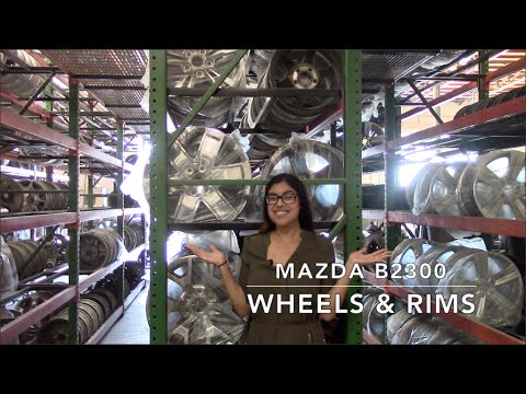 Factory Original Mazda B2300 Wheels & Mazda B2300 Rims – OriginalWheels.com
