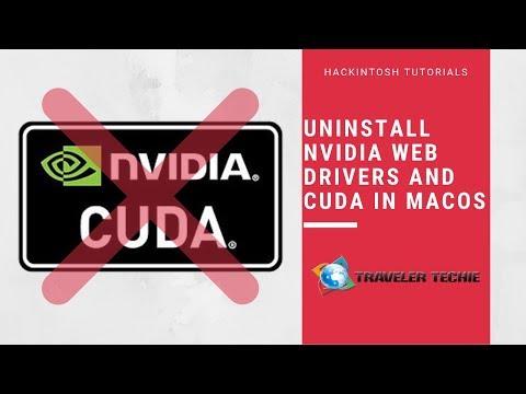 Enable CUDA for Mac OS X - смотреть онлайн на Hah Life