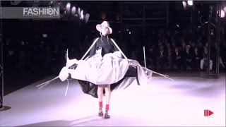 YAMAMOTO Full Show Fall 2015 Paris by Fashion Channel