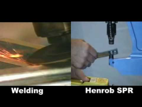 Henrob SPR  vs Welding