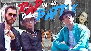 Rift Rivals EU vs NA : Rap Rivals