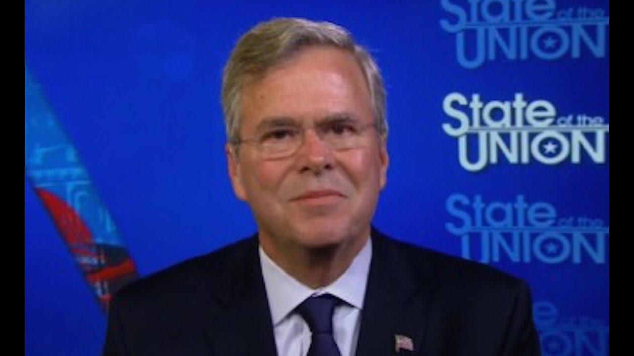 Jake Tapper Short-Circuits Jeb Bush On Benghazi thumbnail