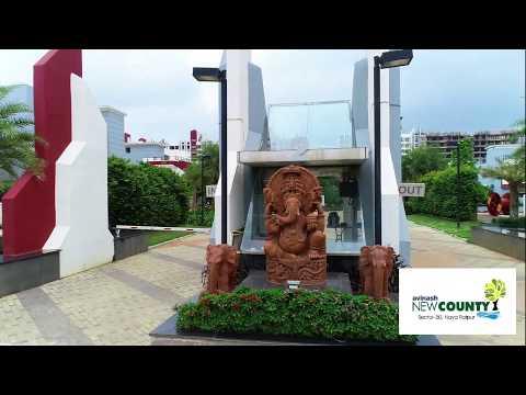 3D Tour of Avinash Group Raipur New County