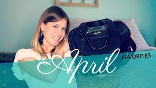 APRIL FAVORITES | My underwear, fun ear rings, stylish diaper bag and more! - Carolina B