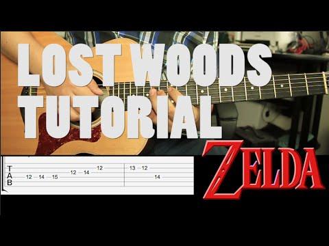 Piano piano tabs zelda lost woods : Lost Woods TAB (Zelda) para guitarra acústica : CURSOS DE GUITARRA