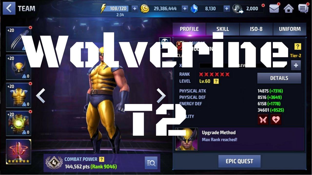 รีวิว Wolverine T2