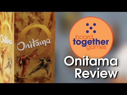 Onitama Review - Board Together Games