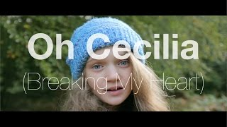 The Vamps - Oh Cecilia (Breaking My Heart) Ft. Shawn Mendes - Cover By 11 Year Old Sapphire
