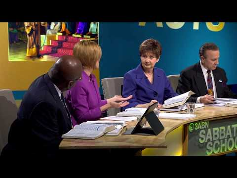 "Lesson 7: ""Paul's First Missionary Journey"" - 3ABN Sabbath School Panel - Q3 2018"