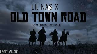 Lil Nas X   Old Town Road Instrumental 1 Hour