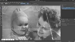 How to Create a Giant Person Photo Manipulation - Krita