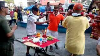 preview picture of video 'DONGGONGON TAIPAKUNG BIRTHDAY PROCESSION 2015'