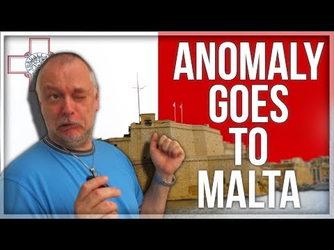 Anomaly goes to Malta