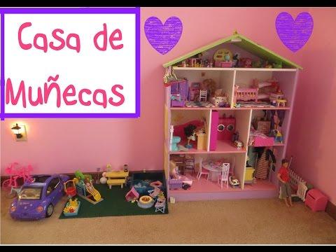 Tour: Casa de muñecas!!