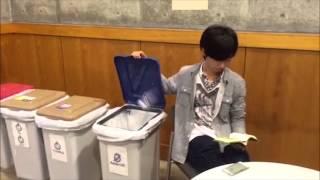 非注意盲動画番場、大島、片岡、篠塚、田中