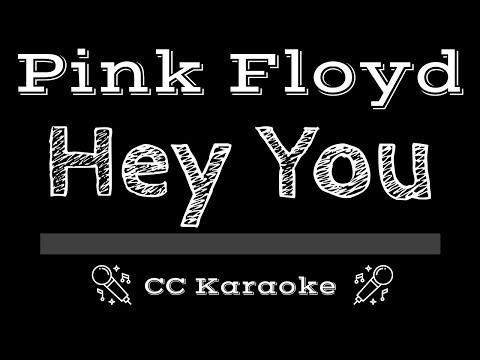 Pink Floyd • Hey You (CC) [Karaoke Instrumental Lyrics]